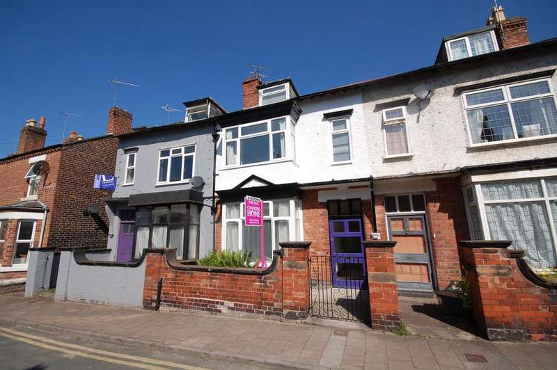 6 Bedrooms Terraced House for sale in Louise Street, Chester