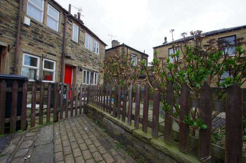 2 Bedrooms Terraced House for sale in GREAT HORTON ROAD, BRADFORD BD7 4EY