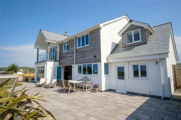 5 Bedrooms Detached House for sale in CROYDE, Braunton