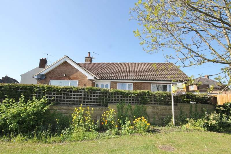 3 Bedrooms Detached Bungalow for sale in Sutton Road, Thirsk YO7 1DJ