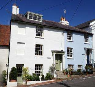 3 Bedrooms Town House for sale in Jarvis Lane, Steyning, West Sussex