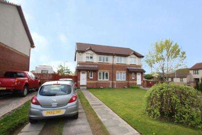 3 Bedrooms Semi Detached House for sale in Robertson Avenue, Renfrew