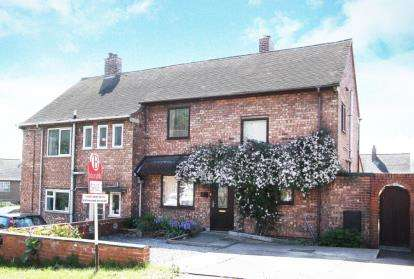 3 Bedrooms Semi Detached House for sale in Smith Crescent, Chesterfield, Derbyshire