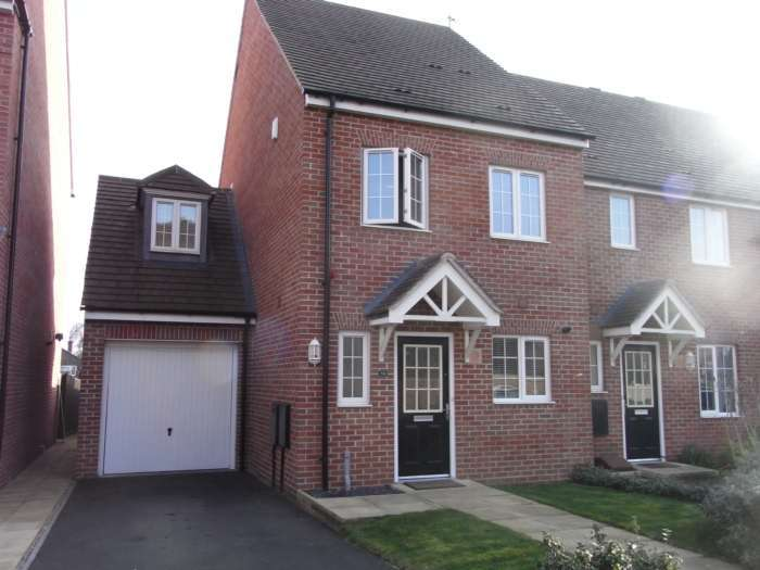 3 Bedrooms House for rent in School Drive, Woodley