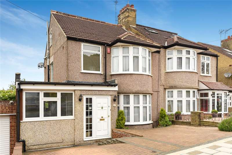 4 Bedrooms Semi Detached House for sale in The Highway, Stanmore, Middlesex, HA7