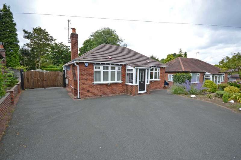 2 Bedrooms Bungalow for sale in FIR AVENUE, Bramhall