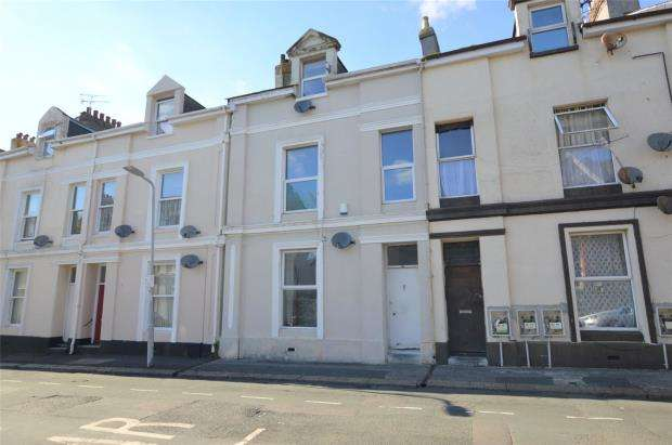 4 Bedrooms Terraced House for sale in Wolsdon Street, Plymouth, Devon