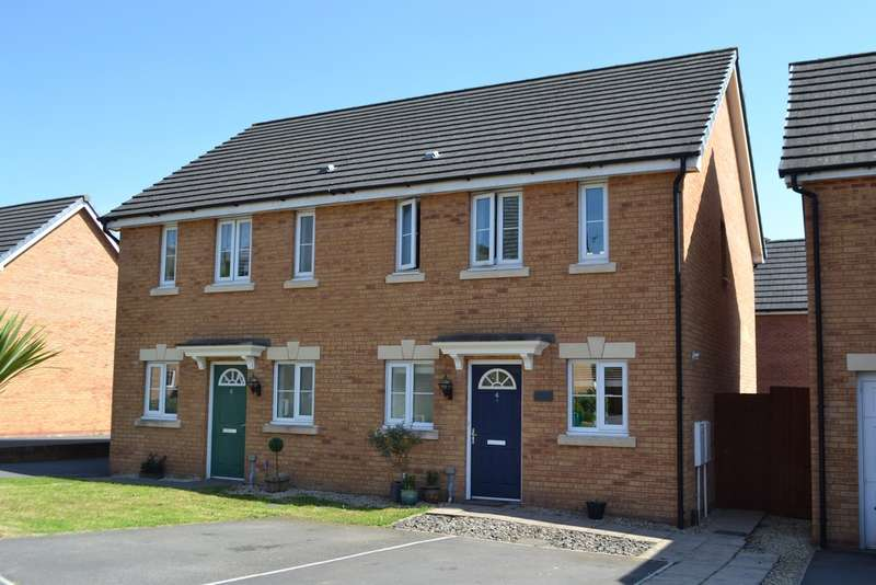 3 Bedrooms Semi Detached House for sale in Maes Ifor, Taffs Well, Cardiff