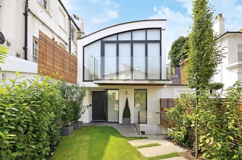 3 Bedrooms House for sale in Priory Road, South Hampstead, NW6