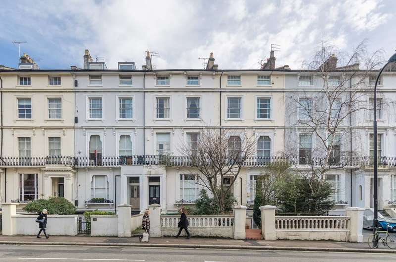 2 Bedrooms Flat for sale in College Crescent, Swiss Cottage, NW3