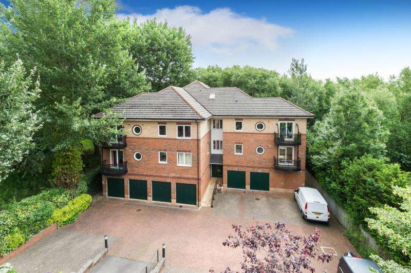 2 Bedrooms Apartment Flat for sale in Willowbrook, Water Eaton Road, Oxford, Oxfordshire