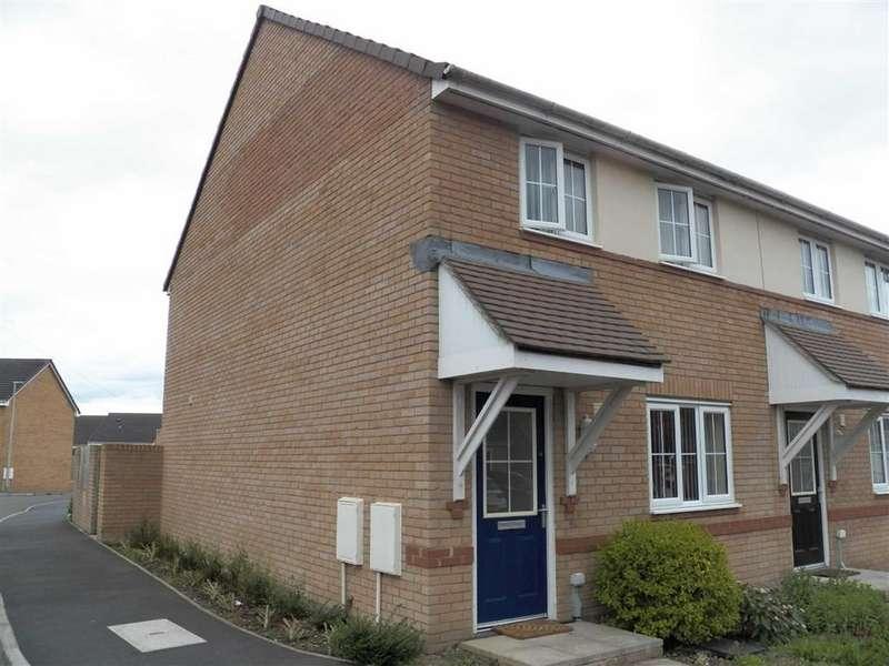 3 Bedrooms Semi Detached House for sale in Bryn Uchaf, Bryn, Llanelli