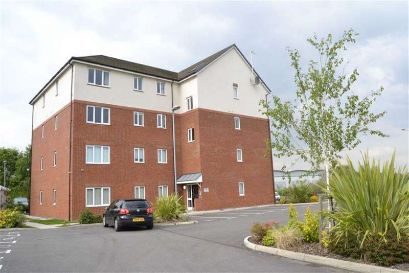 2 Bedrooms Property for sale in Edmund Court, Bromborough, Wirral