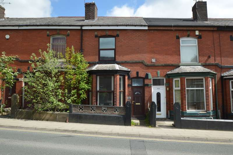 2 Bedrooms Terraced House for sale in Ainsworth Road, Radcliffe, Manchester, M26