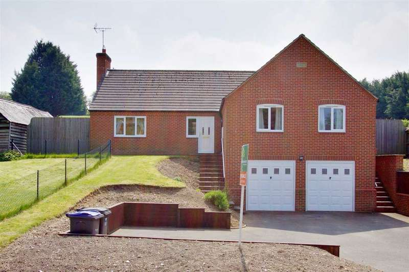 4 Bedrooms Detached House for sale in Richmond, Cadley Road, Collingbourne Ducis