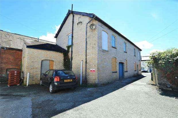 Commercial Property for sale in Bossell Road, Buckfastleigh, Devon