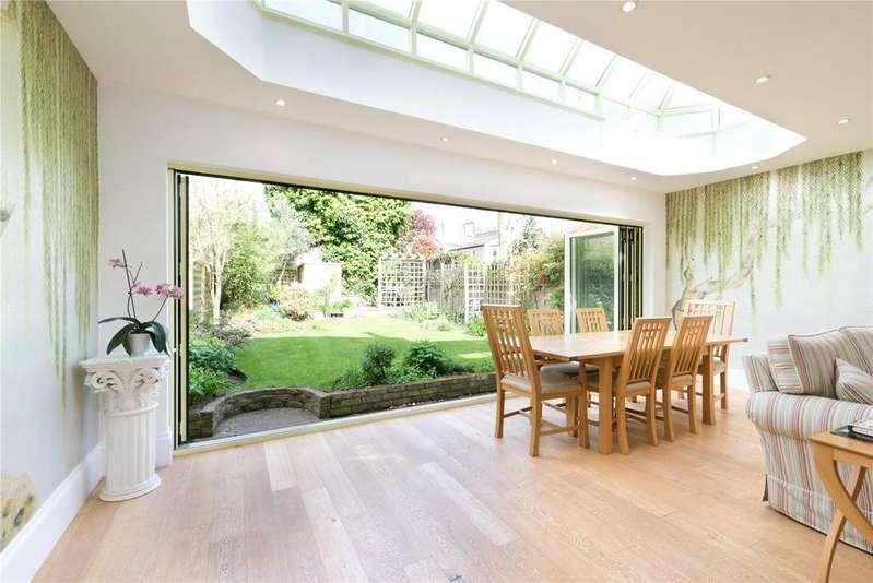 5 Bedrooms Semi Detached House for sale in Ellerby Street, Bishops Park, Fulham, SW6