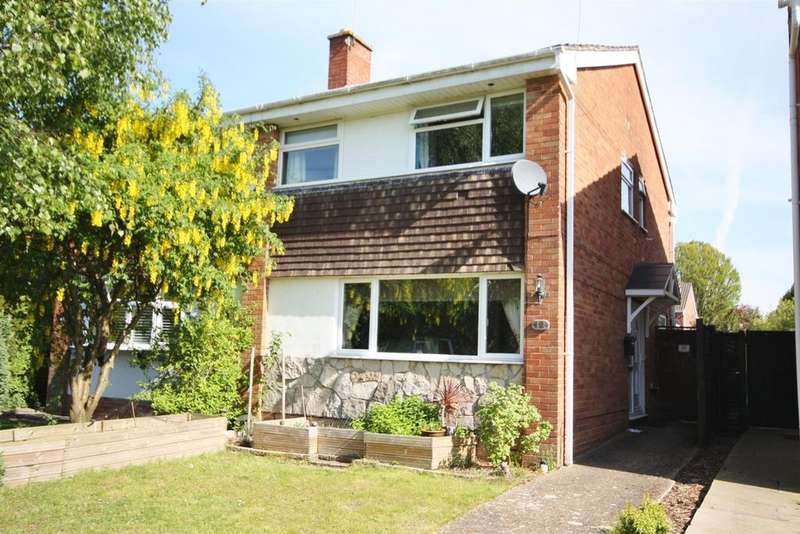 3 Bedrooms Semi Detached House for sale in Saxon Walk, Chandler's Ford, Eastleigh
