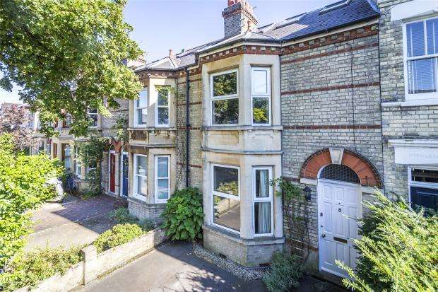 4 Bedrooms Terraced House for sale in Blinco Grove, Cambridge