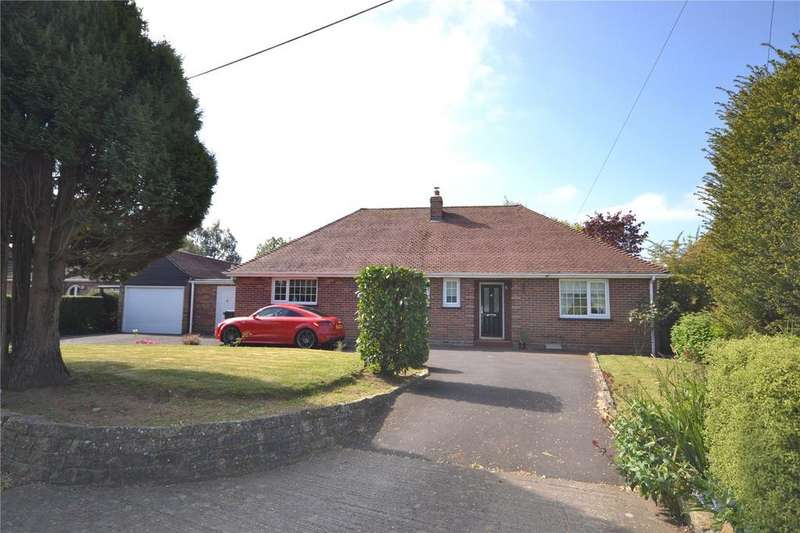3 Bedrooms Detached Bungalow for sale in Thorne Lane, Yeovil, Somerset