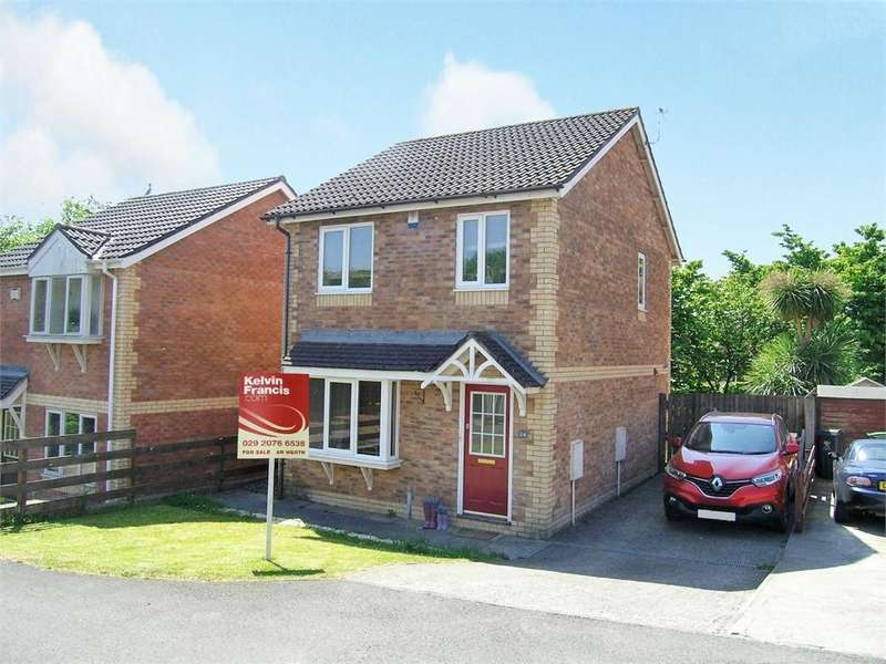 3 Bedrooms Detached House for sale in Chamomile Close, Pontprennau, Cardiff