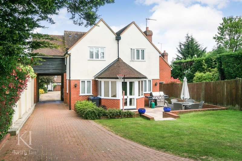 4 Bedrooms Detached House for sale in Meads Courtyard, Walkern