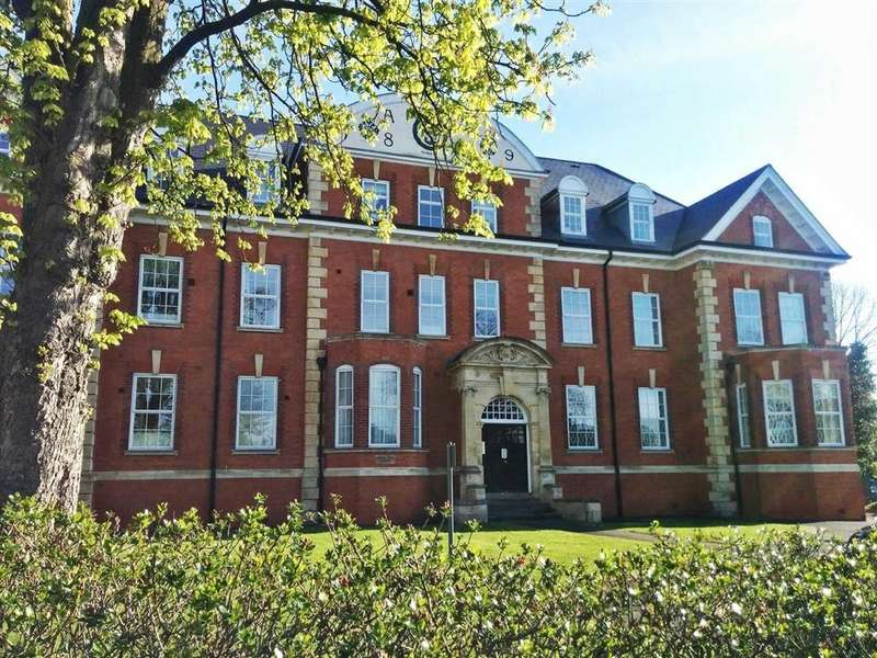 2 Bedrooms Apartment Flat for sale in Rowlinson Court, Heathley Park, Leicester