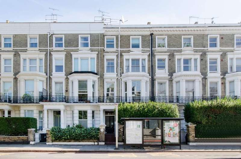 3 Bedrooms Detached House for sale in Holland Road, London W14