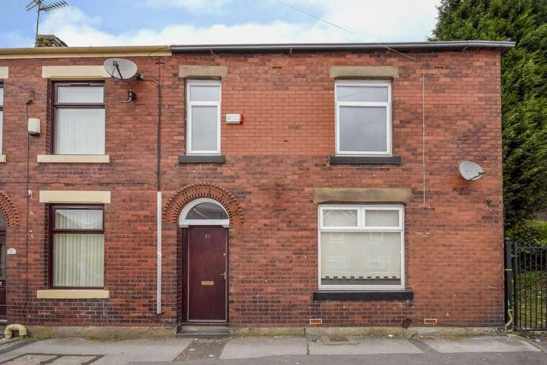 3 Bedrooms End Of Terrace House for sale in Gale Street, Syke