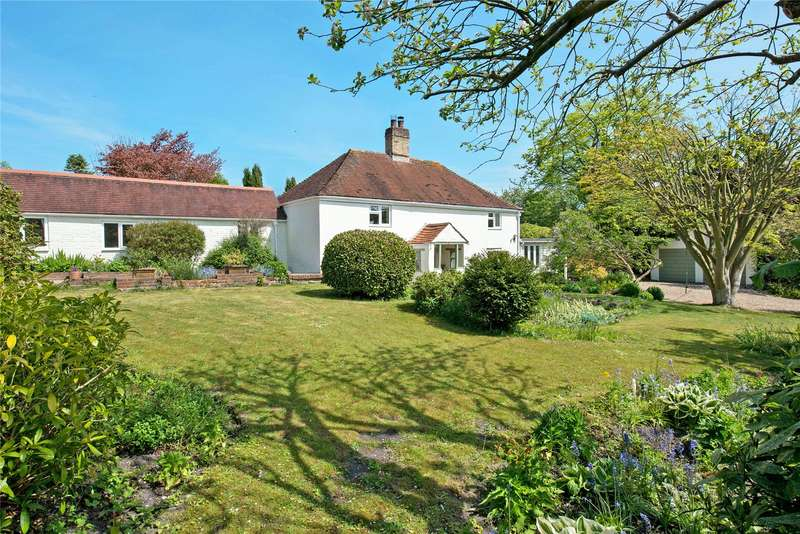 4 Bedrooms Detached House for sale in High Street, Heytesbury, Warminster, Wiltshire, BA12