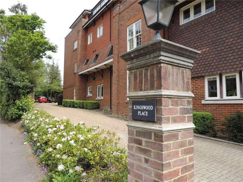 2 Bedrooms Flat for sale in Kingswood Place, Kingswood Road, Tunbridge Wells, Kent, TN2