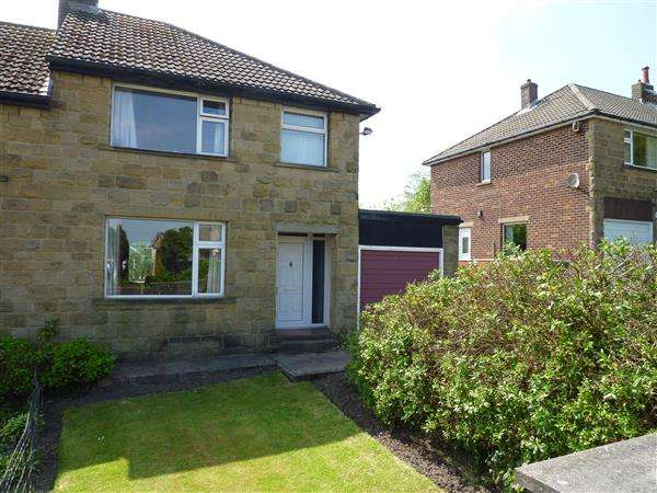 3 Bedrooms Semi Detached House for sale in Slaithwaite Road, Meltham, Holmfirth