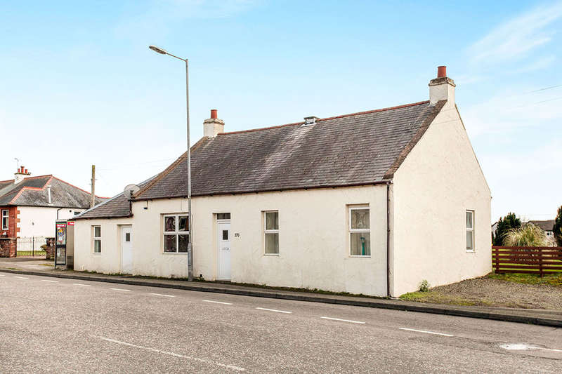 2 Bedrooms Detached Bungalow for sale in Annan Road, Dumfries, DG1