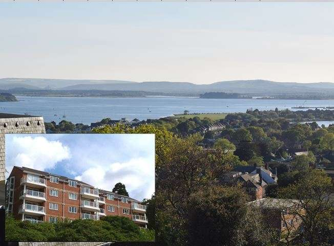 2 Bedrooms Apartment Flat for sale in Ribbonwood Heights, Lower Parkstone, Poole
