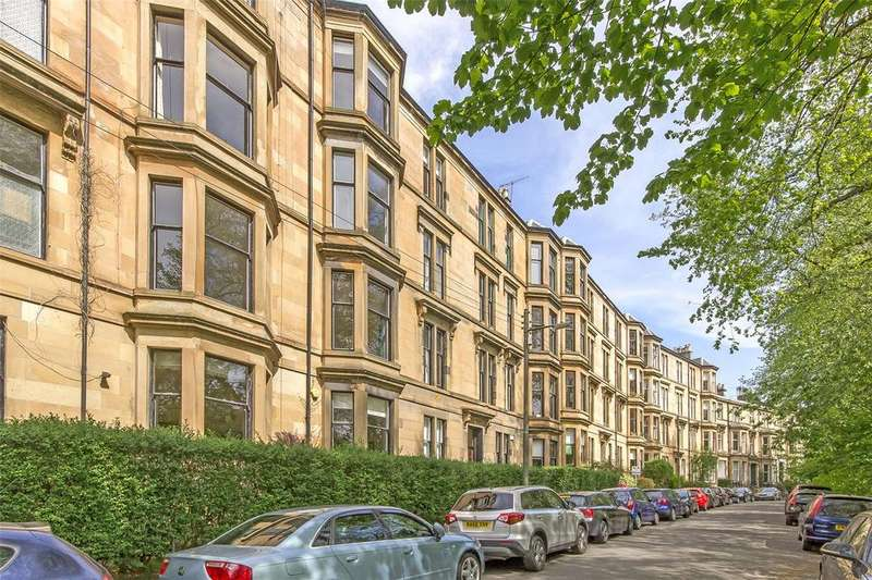2 Bedrooms Flat for sale in 3/1, 4 Doune Quadrant, North Kelvinside, Glasgow, G20