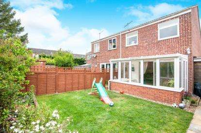 3 Bedrooms End Of Terrace House for sale in Watton, Thetford