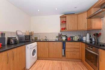 2 Bedrooms Apartment Flat for sale in Paragon House, York