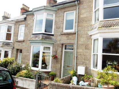 3 Bedrooms Terraced House for sale in Newlyn, Penzance, Cornwall