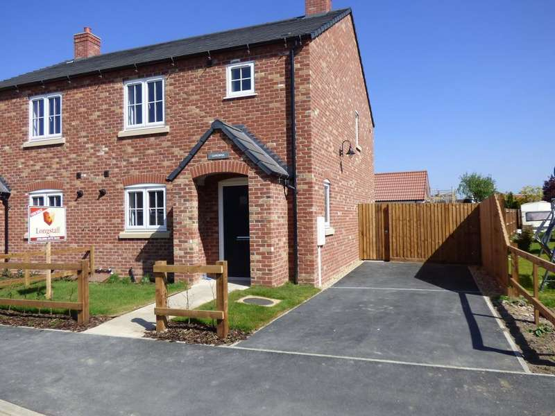 3 Bedrooms Semi Detached House for sale in Whaplode