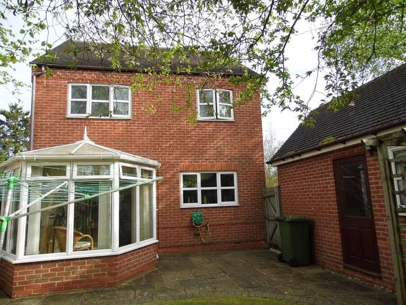 4 Bedrooms Detached House for sale in Dickens Heath Road, Solihull