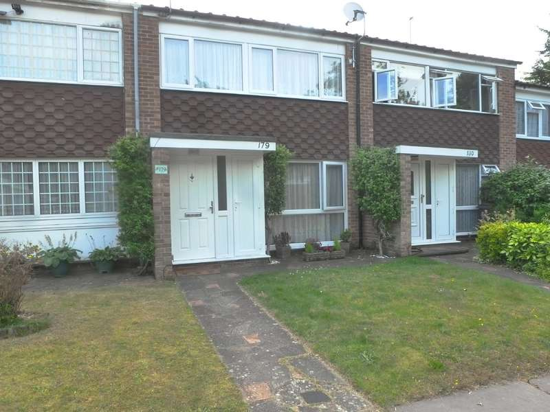 3 Bedrooms Terraced House for sale in Osward, Court Wood Lane, Croydon, CR0 9HF