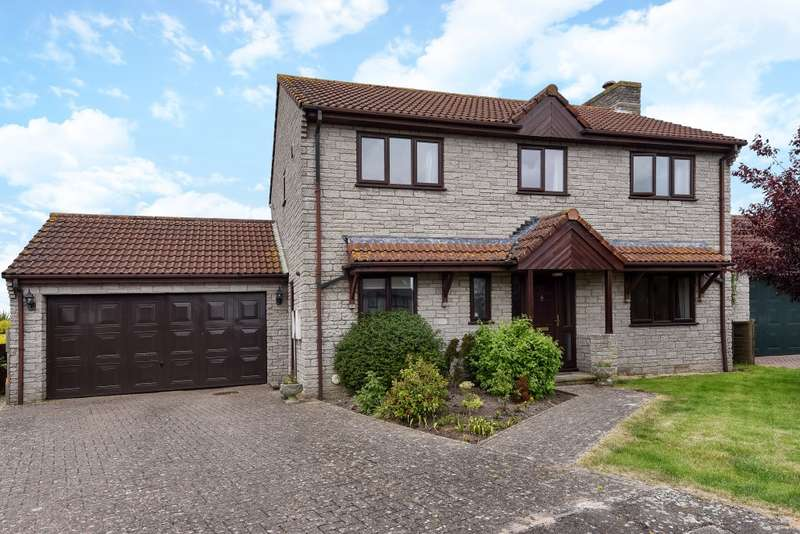 4 Bedrooms Detached House for sale in Priory Close, Ilchester