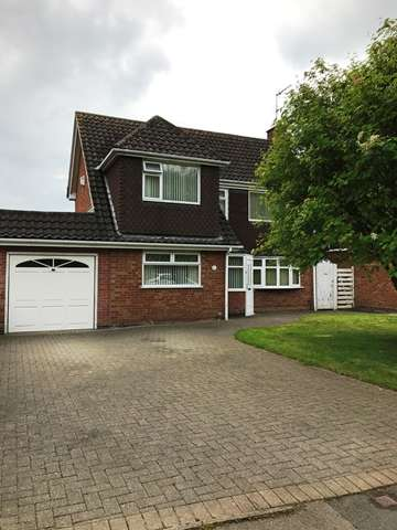 3 Bedrooms Detached House for sale in Park View, Leicester. LE3