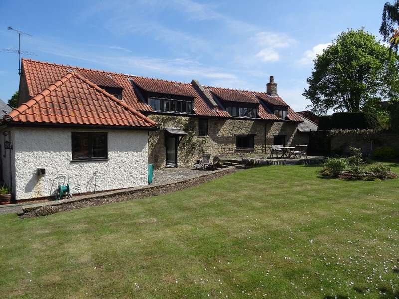 5 Bedrooms Barn Conversion Character Property for sale in SPRING LANE, CLIFTON REYNES