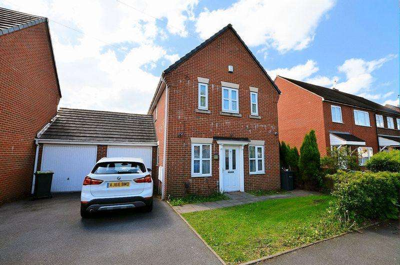 3 Bedrooms Link Detached House for sale in Pemberton Road, West Bromwich