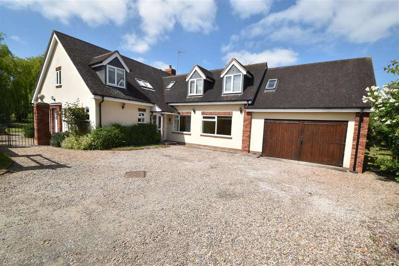 4 Bedrooms Property for sale in Plough Road, Tibberton, Droitwich