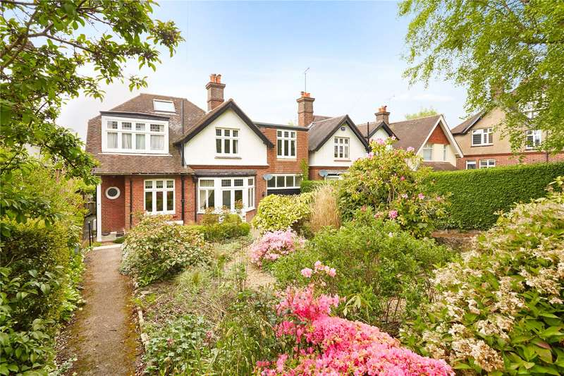 4 Bedrooms Detached House for sale in Oakfield Court Road, Tunbridge Wells, Kent, TN2