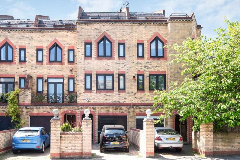 5 Bedrooms House for sale in Brackenbury Road, Brackenbury Village W6