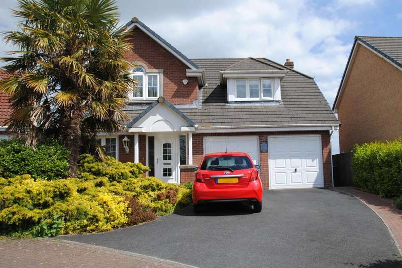 4 Bedrooms Detached House for sale in The Orchards, Landkey