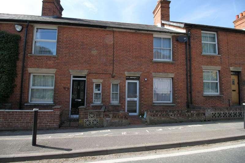 2 Bedrooms Terraced House for sale in swan street, kingsclere rg20